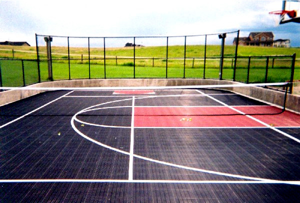 Sports Courts Playgrounds Southvalleylandscape