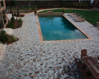 Pavers by Pool